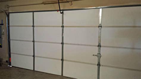 installing garage door insulation garage door inspection san jose ca call 408 800 4418