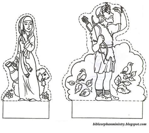 template for bible craft jacob and esau reli 601 | d7a05fc806ea33349ec147ee7a57a8d5