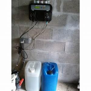 Chlore Pour Piscine : r gulateur automatique de ph et chlore pour piscine ~ Edinachiropracticcenter.com Idées de Décoration