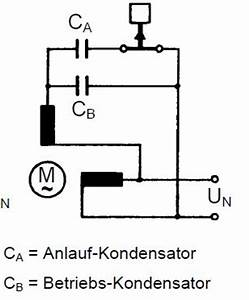 Kondensatormotor Berechnen : problem mit kondensatormotor mit zus tzlichem anlaufkondensator strom motor elektrik ~ Themetempest.com Abrechnung