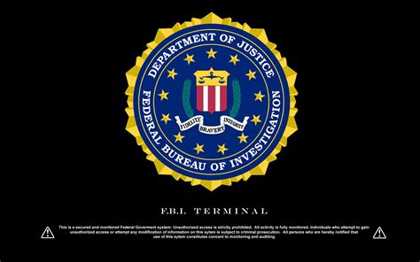 fbi bureau of investigation top 5 fbi hd desktop wallpapers collection