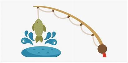 Fishing Pole Clipart Rod Reel Fish Clip
