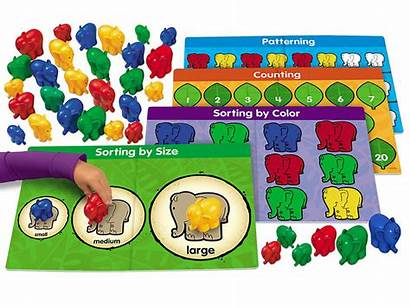 Learning Sorting Lakeshore Math Early Activity Center