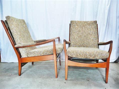 Vintage Retro 1959 Cintique C5 Deluxe Group Chair Mid Century