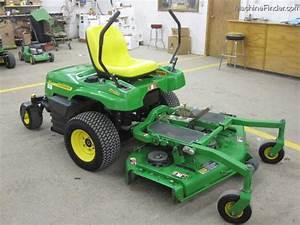 2005 John Deere F687 Lawn  U0026 Garden And Commercial Mowing
