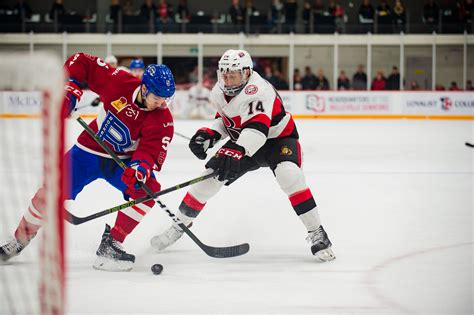 Sens Beat Rocket In Overtime For 10th Win