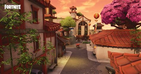 fortnite patch notes   lucky landing location