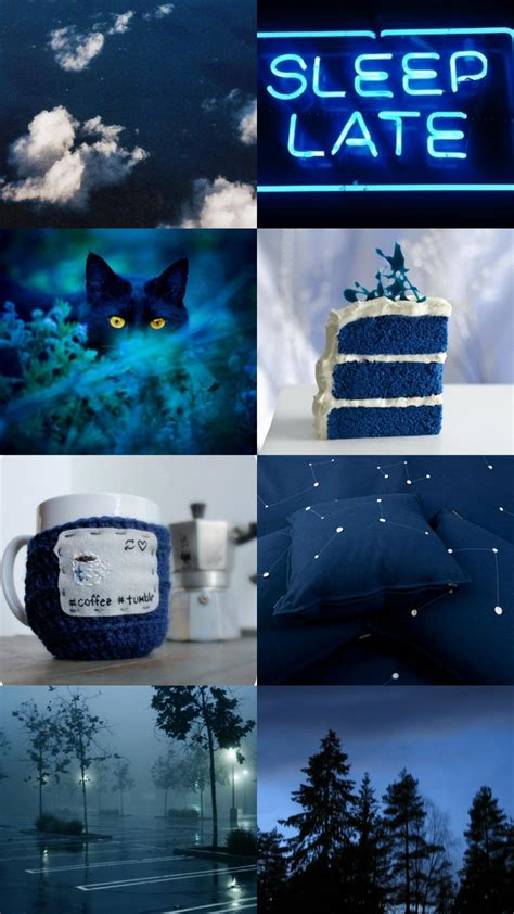 blue aesthetic wallpapers