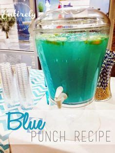 100 blue punch recipes on blue hawaiian punch baby shower punch and punch recipes