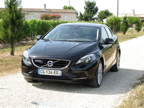 essai volvo v40 d3 geartronic conclusion photos actu automobile