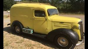 1937 Chevrolet Panel Truck For Sale  Photos  Technical