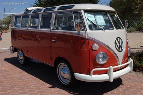 volkswagen microbus 1964 volkswagen microbus pictures history value
