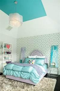 couleur de chambre 100 idees de bonnes nuits de sommeil With tapis shaggy avec fauteuil et canapé
