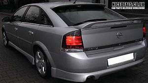 Vauxhall Vectra 02