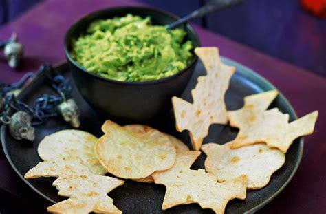 dips cuisine spooky dip recipe food tesco food