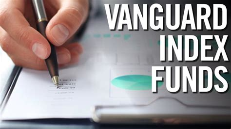 Best Index Funds Investing In Index Funds Best Vanguard Index Funds To