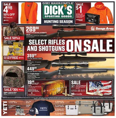 Dick's Sporting Goods Weekly Ad - Weekly Ads