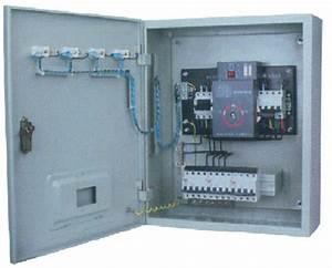 63a Generator Miniature Circuit Breaker Ats Panel
