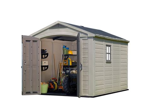 keter sheds review factor 8x11 shed keter