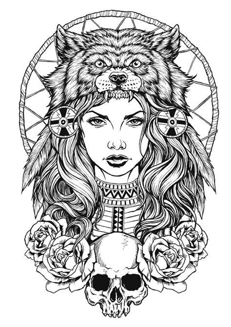 Wolf Headdress – Hustle Living