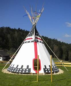 Zelt Der Indianer : bildergalerie tipi zelte ~ Watch28wear.com Haus und Dekorationen