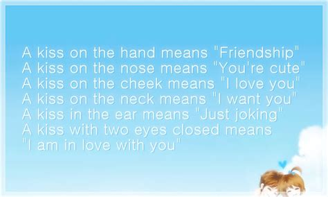 Eyes Closed Love Quotes