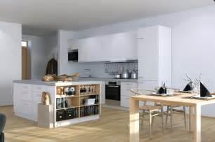studio apartment kitchen ideas scandinavian studio apartment kitchen with open plan dining and storage island interior