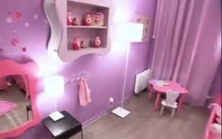 decoration de pour chambre couleur chambre fille et gris