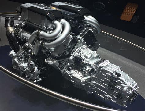 Chiron Bugatti Engine