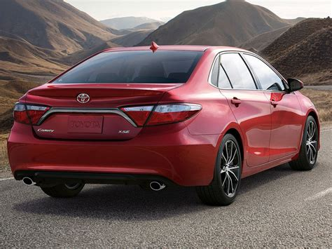 2016 Toyota Camry launched in KSA, Bahrain, Oman, next ...