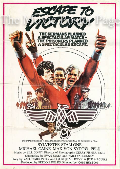 escape to victory 1981 sylvester stallone uk one