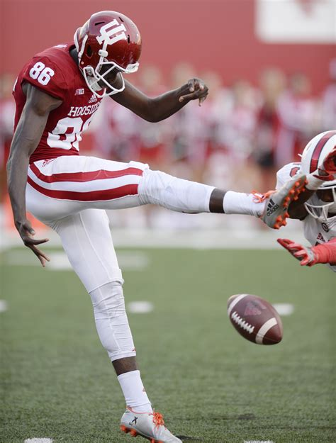 iu  ball state football photo gallery iu won