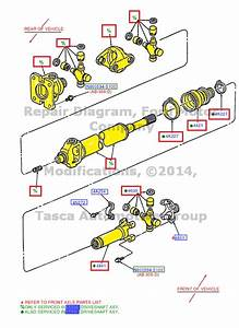 New Oem Front Axle Drive Shaft 2005