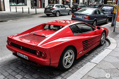 This 512m is one of 501 produced worldwide for the 1995 model year and one of just 75 built for the united states. Ferrari F512M - 21 August 2013 - Autogespot