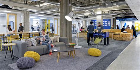bureau ordinateur en coin comment aménager un coin détente dans entreprise