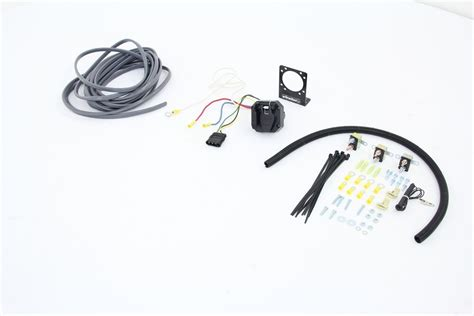 brake controller 6 and 4 way installation kit 10 etrailer accessories and parts etbc6