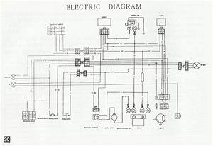 Taotao 110cc Wiring Diagram