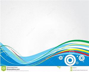 Abstract Lines With Circles. Vector Stock Photos - Image ...