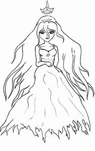 The gallery for --> Marceline The Vampire Queen Coloring Pages