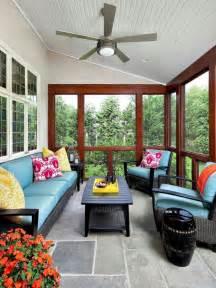 Screened Back Porch Decor Ideas