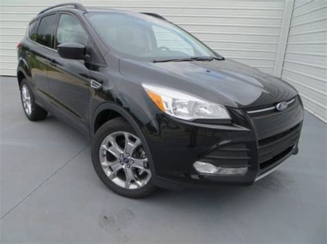 2014 Ford Escape Se Specs by 2014 Ford Escape Se 1 6l Ecoboost Data Info And Specs