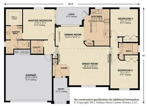 home design district hartford hartford floor plan nadeau stout custom home ocala fl
