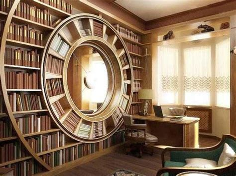 ideas  home libraries  pinterest home library diy home library decor