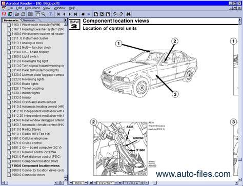 bmw electrical troubleshooting manual  repair manuals