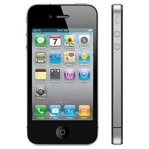 cheap iphone 4 new apple iphone 4 8gb sprint smartphone black cheap