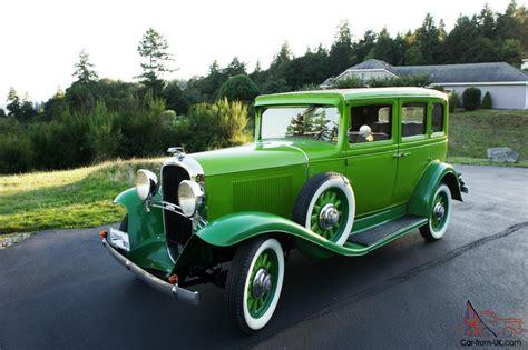 1931 Oldsmobile 5 Passenger Beautiful Conditon Top To Bottom