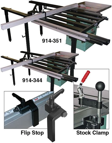 woodworkercom excalibur sliding tables   handle