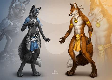 Alaea And Rynn By Nimrais.deviantart.com On @deviantart