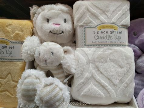 Little Miracles Cuddle Up Gift Set