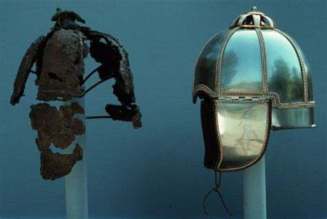 Helmet From 6th Century Bce From Sardis. This Is The